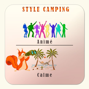 Style camping